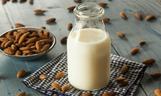 Cách làm sữa hạt hạnh nhân  sữa hạt 5 công thức làm sữa hạt thơm ngon mỗi ngày với Ranbem 769s sua hat KYCO