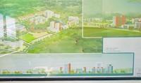 UBND huyện Mê Linh phúc đáp thông tin dự án Đại học Tài chính Ngân hàng Hà Nội bỏ hoang trụ sở mới
