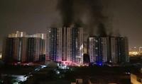 Chủ đầu tư chung cư Carina Plaza chấm dứt hỗ trợ cho cư dân sau vụ cháy kinh hoàng