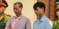 """""""Bán tình"""", sát thủ đồng tính lĩnh 18 năm tù"""