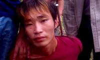 Tìm được con dao gây án của Đặng Văn Hùng