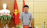 Ông Lê Thành Long làm Bộ trưởng Bộ Tư pháp