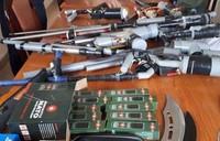 Lâm Đồng: Bắt quả tang đối tượng đang sản xuất vũ khí trái phép