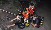 Đã tìm thấy thi thể nạn nhân bị lũ cuốn trôi xuống suối Săn Máu