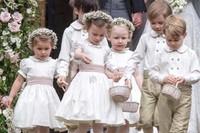 George và Charlotte sẽ làm phù dâu, phù rể cho hoàng tử Harry