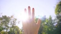 Ánh sáng mặt trời - chìa khóa để giảm cân thành công