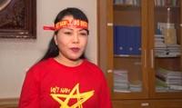 Bộ Trưởng Bộ Y tế làm Clip gửi thông điệp cổ vũ U23 Việt Nam