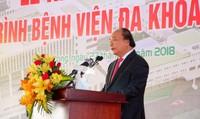 Thủ tướng Nguyễn Xuân Phúc dự khánh thành Bệnh viện Đa khoa Vĩnh Long