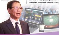 Con đường sự nghiệp của ông Phan Văn Vĩnh