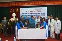 Bệnh viện Đa khoa thị xã Phú Thọ nhận chuyển giao nhiều kỹ thuật mới của Bệnh viện Việt Đức