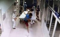 Nữ bác sĩ bị đánh gãy răng tại BVĐK An Dương