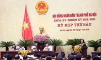 Chuyện quản lý nhà chung cư làm nóng phiên họp HĐND Tp Hà Nội