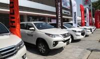 Hơn 400 xe Toyota miễn thuế từ Indonesia đã về cảng TP.HCM