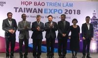 Triển lãm Đài Loan 2018: Trải nghiệm công nghệ thông minh, thân thiện môi trường