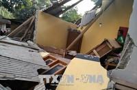 Ít nhất 50 người thương vong trong vụ đất tại Indonesia