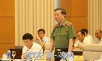 Bộ trưởng Tô Lâm: Vũ 'Nhôm' - bài học rất đắt giá của lực lượng công an