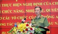 Công an nhân dân Việt Nam - 73 năm xây dựng, chiến đấu và trưởng thành