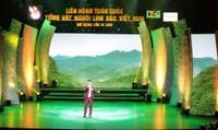 Các thí sinh tỏa sáng tại đêm bán kết phía Nam Tiếng hát người làm báo