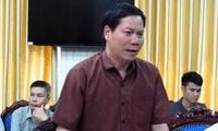 Vụ chạy thận 9 người tử vong: Đề nghị truy tố nguyên giám đốc BV Đa khoa Hòa Bình
