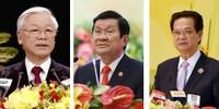 Tổng Bí thư, Chủ tịch nước, Thủ tướng trực tiếp chỉ đạo một số Đảng bộ