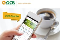 Hoàn ngay 50% cho chủ thẻ OCB khi sử dụng ứng dụng MoMo