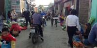 TP Lai Châu xóa chợ tạm nhếch nhác, xây vườn hoa