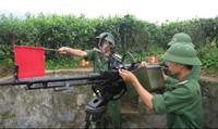 Bộ chỉ huy quân sự tỉnh Lai Châu sẵn sàng cho ngày hội toàn dân