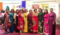 TGĐ Công ty Dược phẩm Tâm Bình tham dự Hội nghị Thượng đỉnh Phụ nữ toàn cầu lần thứ 26