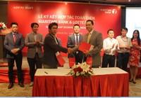 Maritime Bank cung cấp giải pháp tài chính toàn diện cho Lotte Mart