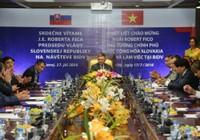 Thủ tướng nước Cộng hòa Slovakia thăm và làm việc tại BIDV
