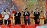 Thủ tướng dự lễ động thổ Dự án Công viên đẳng cấp quốc tế