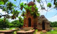 Bí ẩn tòa tháp cổ thờ Công chúa Chăm Pa