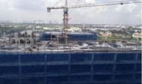 Block 1 dự án Sky 9 cất nóc sớm hơn dự kiến