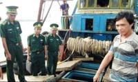 Buôn lậu trên biển 'nóng' dịp Tết Nguyên đán