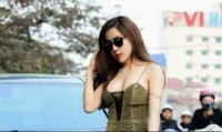 Hotgirl- Á khôi Mai Diệu Linh: 'Thà đẹp nhân tạo còn hơn xấu tự nhiên'