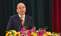 Thủ tướng Nguyễn Xuân Phúc dự lễ kỷ niệm 185 thành lập tỉnh Hưng Yên