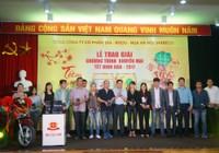 """Bia Hà Nội trao thưởng """"Tết đến uống bia vàng – Xuân sang mang lộc tới"""""""