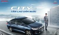 Honda Việt Nam chính thức giới thiệu City 2017 mới – Tầm cao dẫn bước!