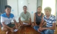 Hải Dương: Cần sớm làm rõ vụ bắt giữ tàu trên sông Thái Bình