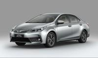 Toyota Việt Nam ra mắt Corolla Altis mới 2017 với giá từ 702 triệu đồng