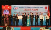 Thủ tướng trao Huân chương Lao động hạng Nhất cho Ban Quản lý Khu CNC TPHCM
