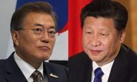 Hàn - Trung nối lại quan hệ sau nhiều căng thẳng vì THAAD
