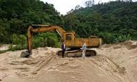 """Sau loạt bài điều tra nạn """"cát tặc"""": Phó Chủ tịch tỉnh Kon Tum chỉ đạo xử lý nghiêm!"""