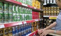Sẽ dừng triển khai dán tem cho các sản phẩm bia