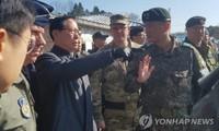 Hàn Quốc lên án Triều Tiên vi phạm hiệp định đình chiến