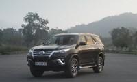 Toyota Việt Nam đạt doanh số 5.374 xe trong tháng 11