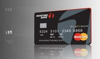 Hoàn tiền 30% cho tất cả chi tiêu nước ngoài với thẻ tín dụng du lịch Maritime Bank Visa