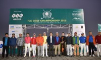 FLC Golf Championship 2018 chính thức khai mạc với 1.500 gôn thủ tham gia tranh tài