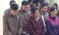 2 án tử, 6 án chung thân cho đường dây mua bán ma túy xuyên quốc gia