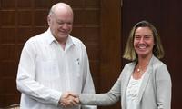 EU tăng cường quan hệ với Cuba